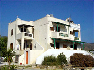 maroussa rooms, facilities amorgos rooms